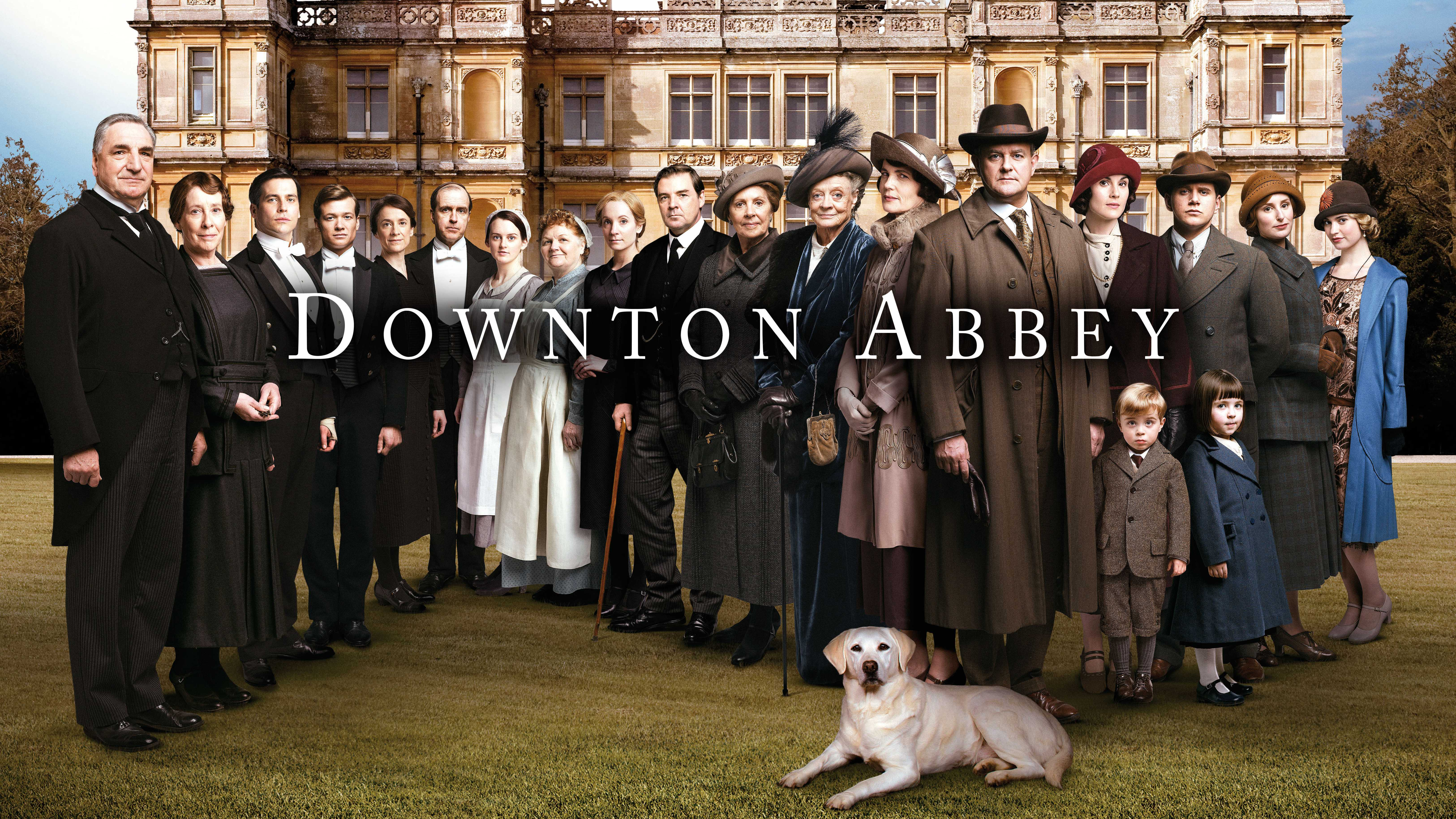 Downton Abbey Season 5 Premieres Sunday, January 4th, 2015 on MASTERPIECE on PBS (C) Nick Briggs/Carnival Films 2014 for MASTERPIECE This image may be used only in the direct promotion of MASTERPIECE CLASSIC. No other rights are granted. All rights are reserved. Editorial use only. USE ON THIRD PARTY SITES SUCH AS FACEBOOK AND TWITTER IS NOT ALLOWED.