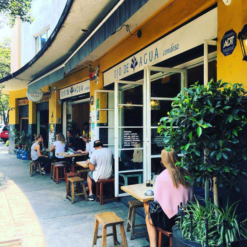 Dónde desayunar en Ciudad de México