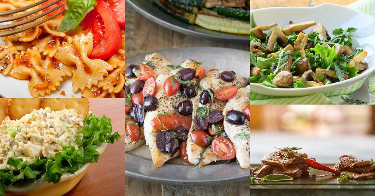 Recetas de comidas fáciles y rápidas de preparar en casa