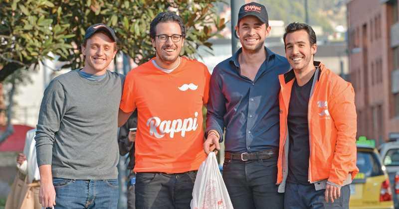 'Rappi', la aplicación de dos caleños que revoluciona el servicio a domicilio
