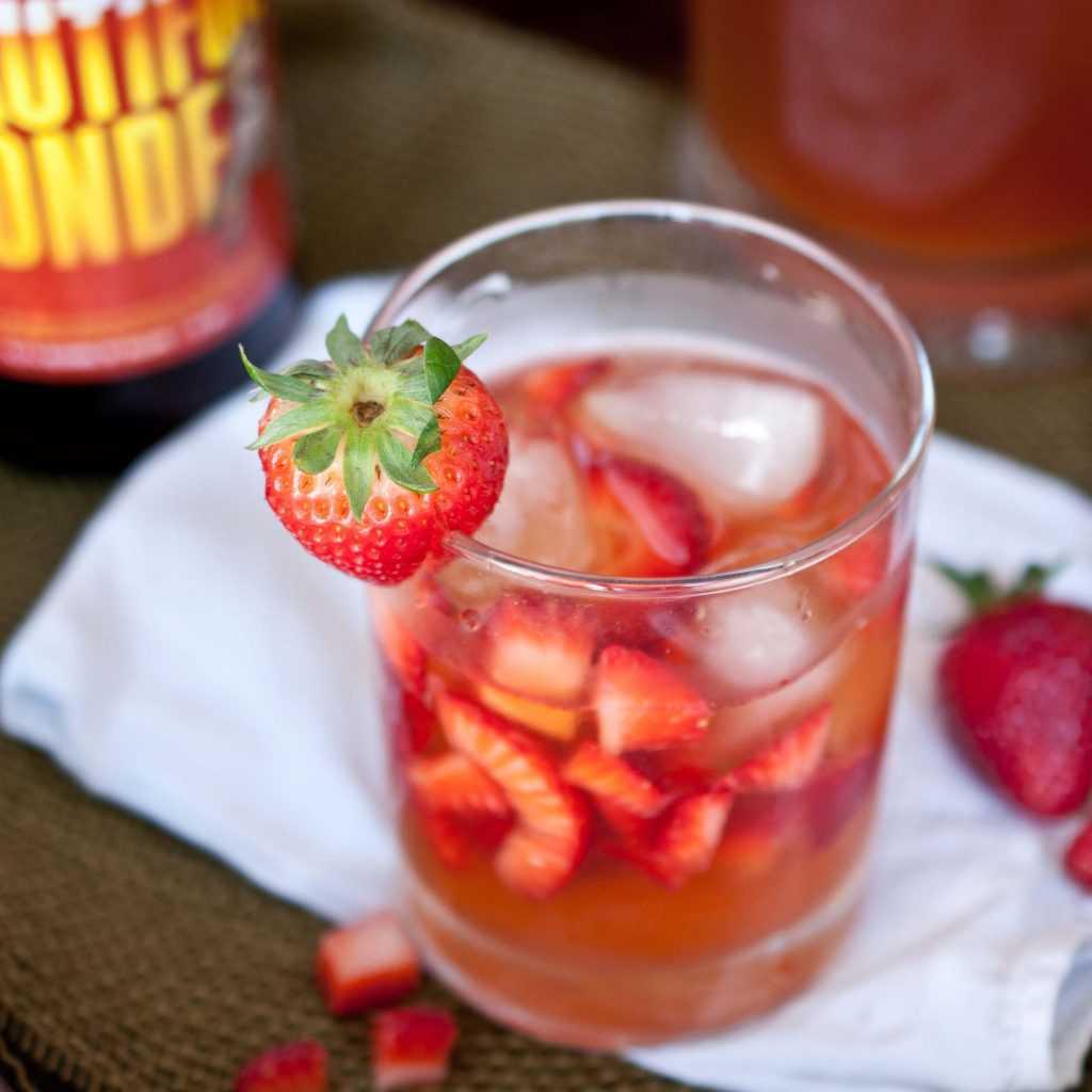 Limonada fresa