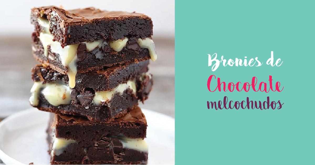Brownies de Chocolate