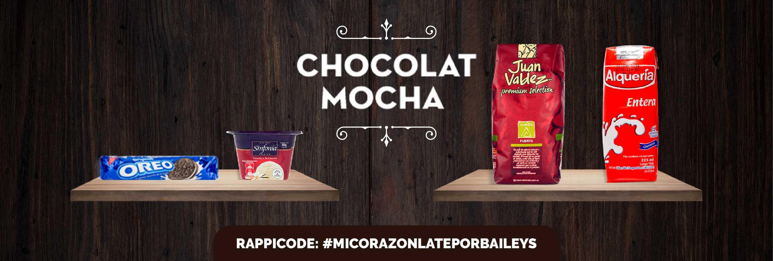Chocolat Mocha