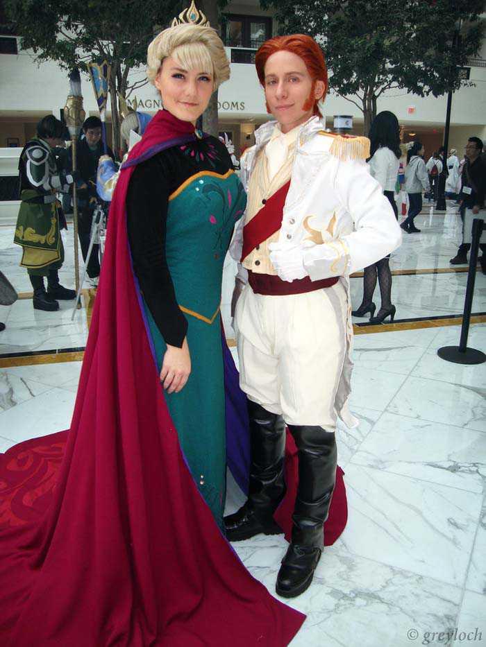 Elsa y Hans
