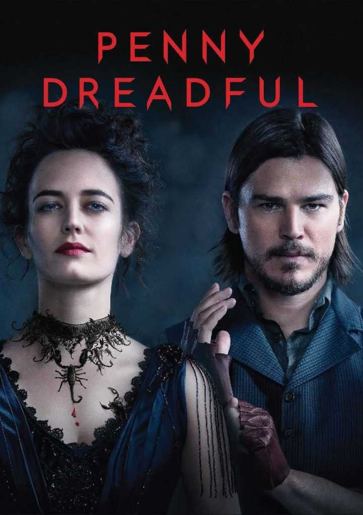 series tv halloween penny-dreadful