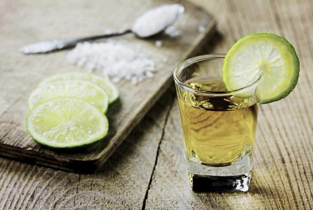 dia de muertos tequila