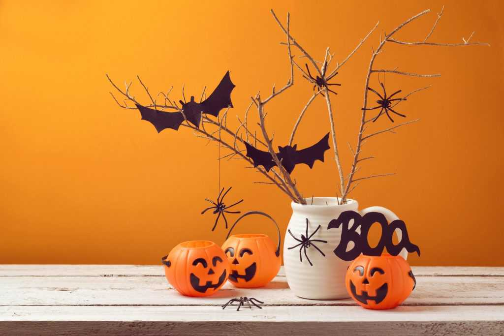 decoraciones-halloween-mesas