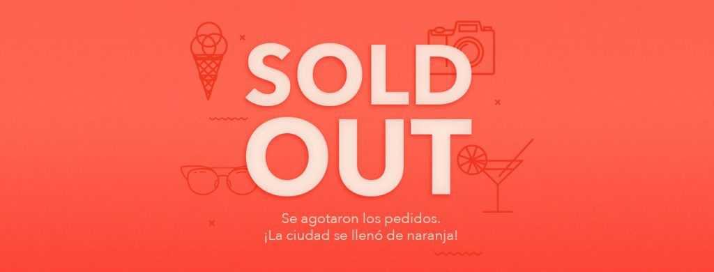 el mejor fin del año-sold-out