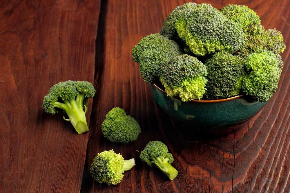 Brocoli para acelerar el metabolismo