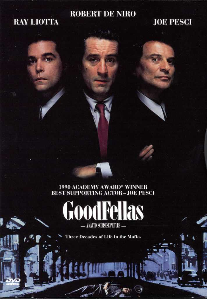 10 películas clásicas goodfellas