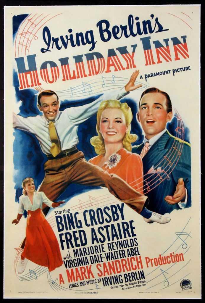 paliculas navidad holiday-inn