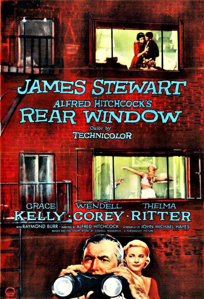 10 películas clásicas rear-window