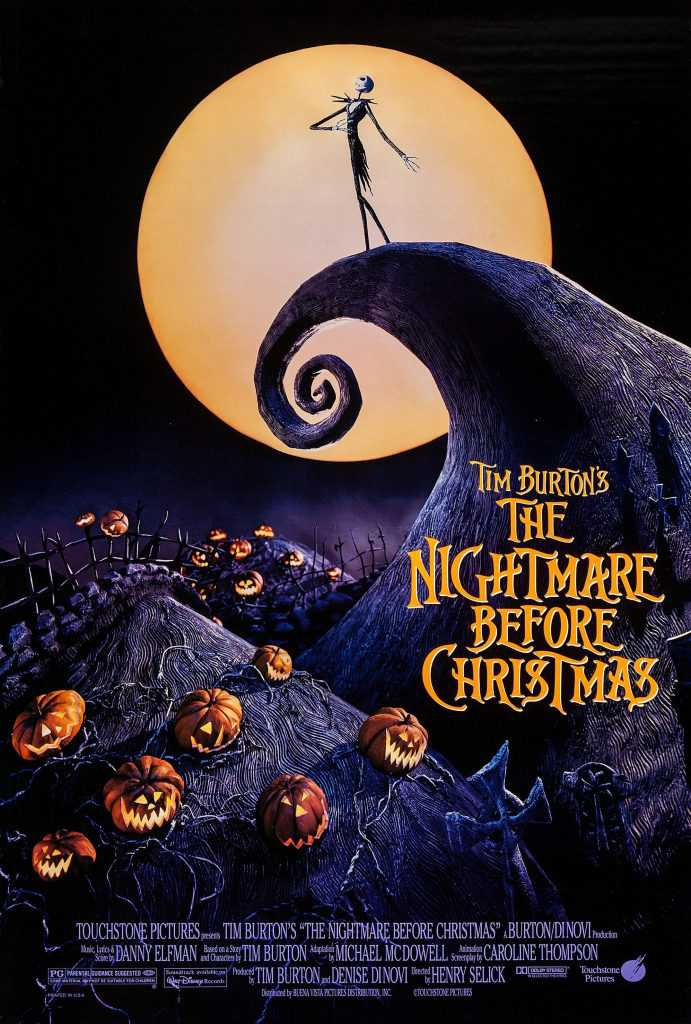 peliculas navidad the-nightmare-before-christmas