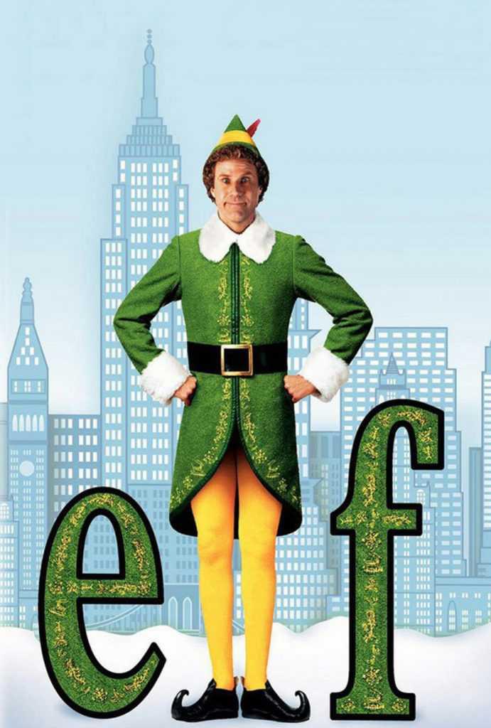 Peliculas navidad Elf
