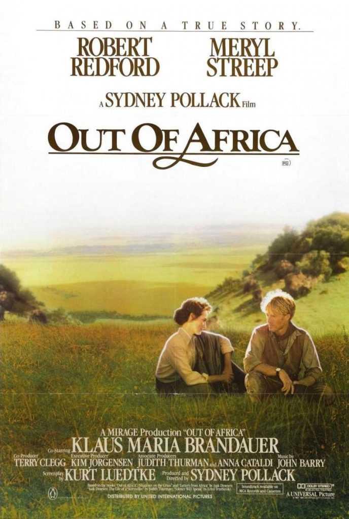 10 películas clásicas out_of_africa