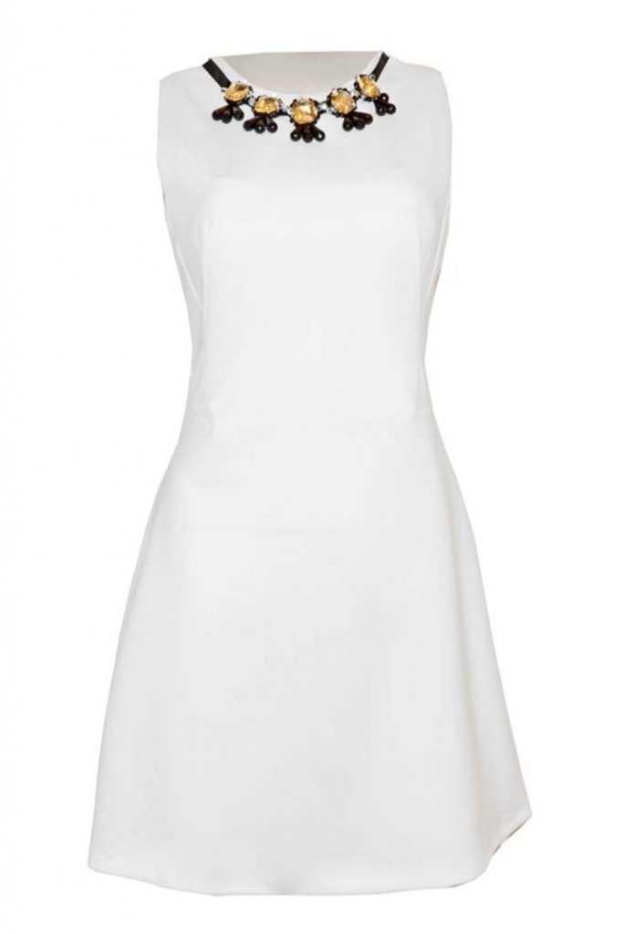 tradiciones de año nuevo vestido-blanco