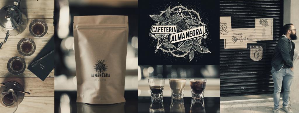 café recomendación- Almanegra Cafe