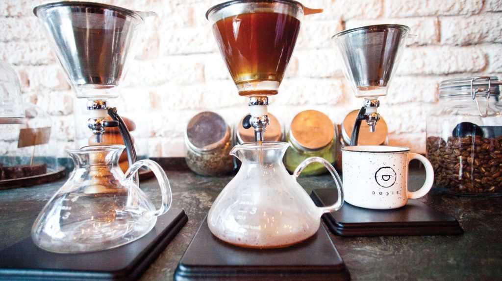 cafe recomendacion Dosis