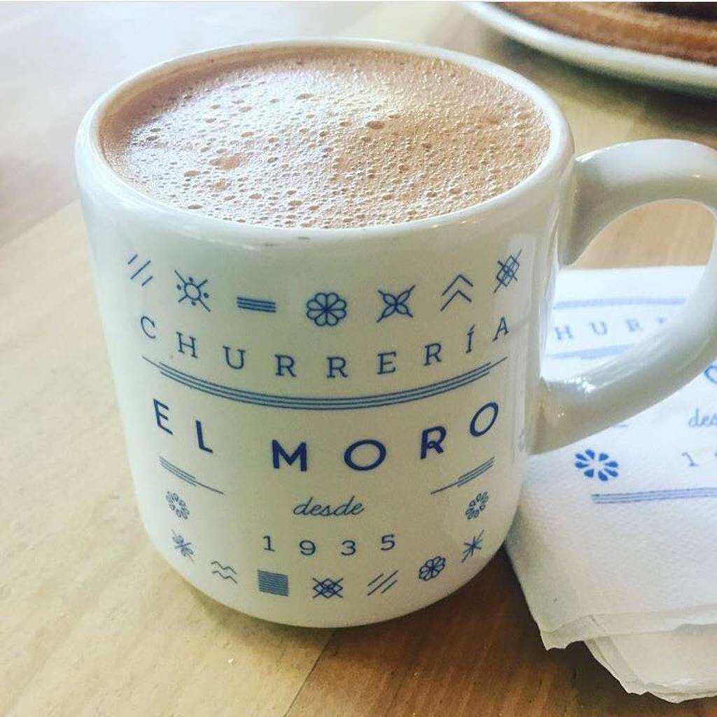 cafe recomendacion El Moro