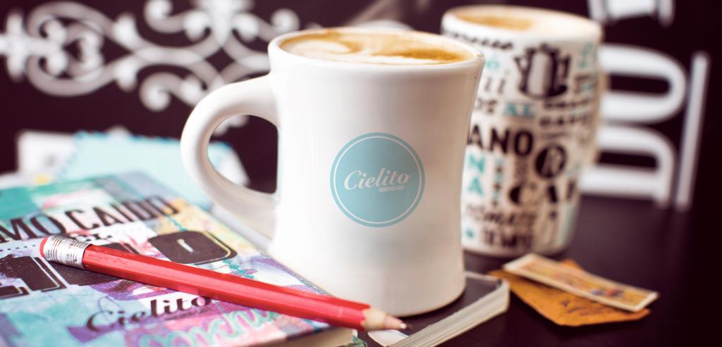 Cafe recomendacion cielito Querido