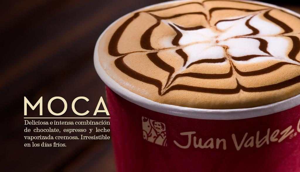 cafe recomendacion juan valdez