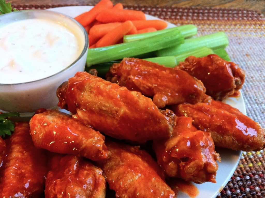 super bowl munchies wings