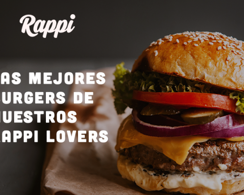 top de hamburguesas