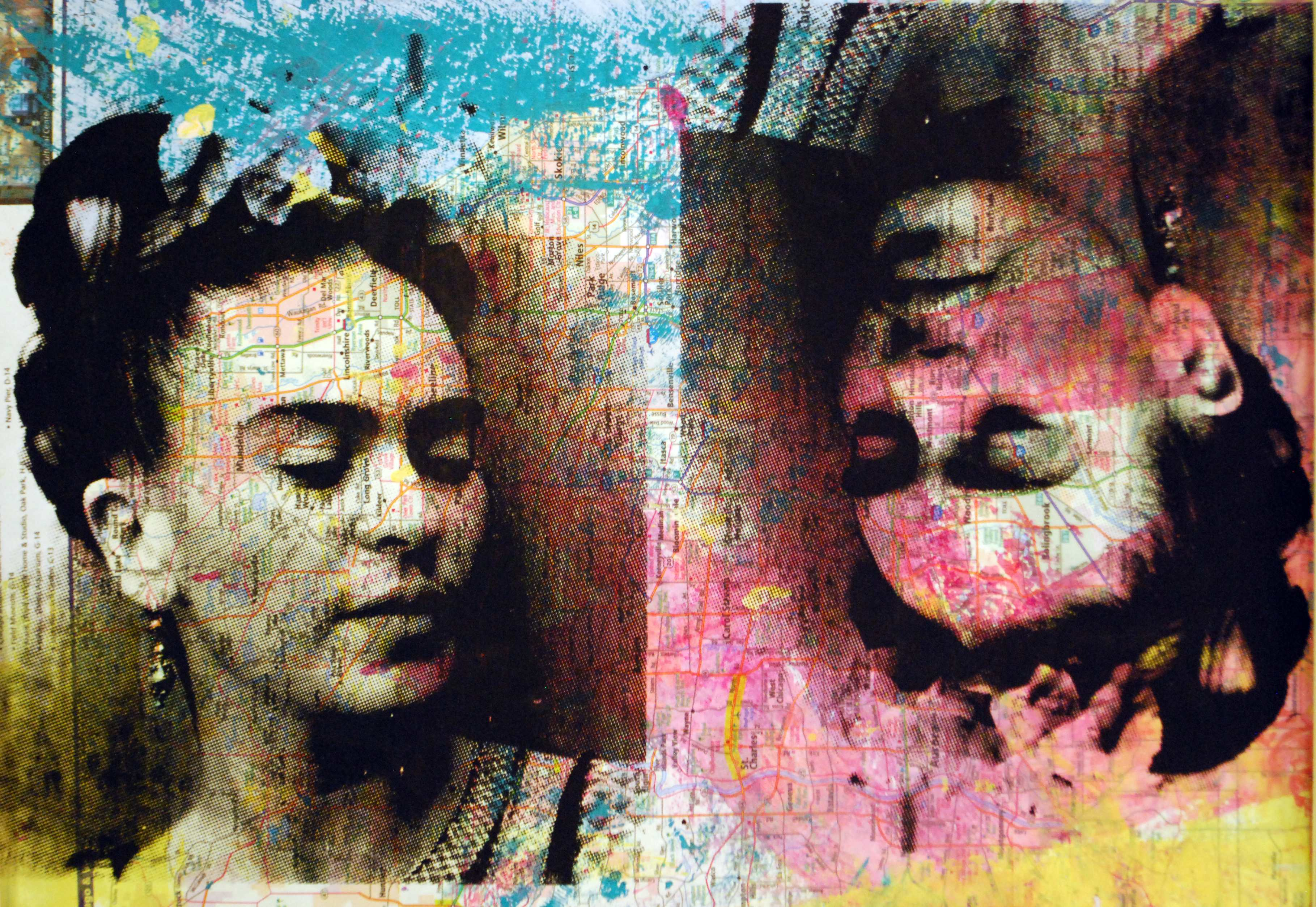 Serigrafías - Vivian Calderón