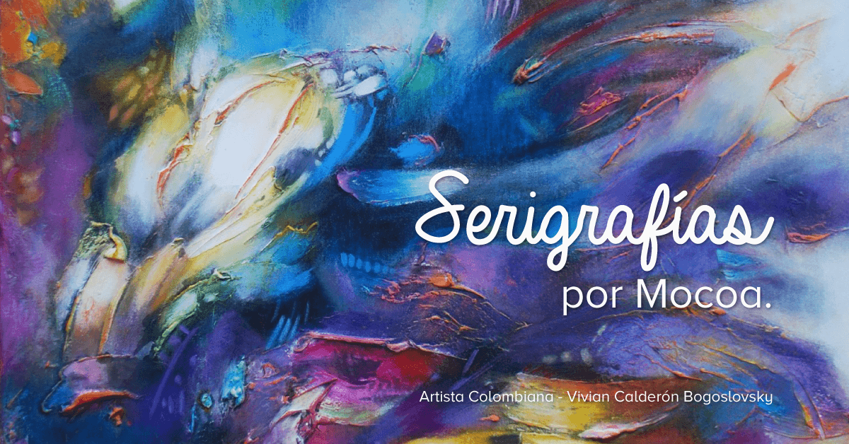 Serigrafías Vivian Calderón