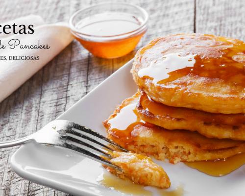 Recetas de Pancakes