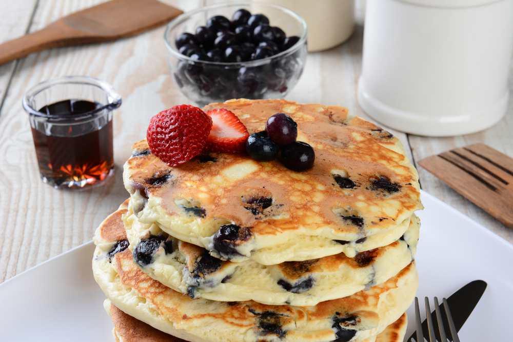 Recetas fáciles de pancakes