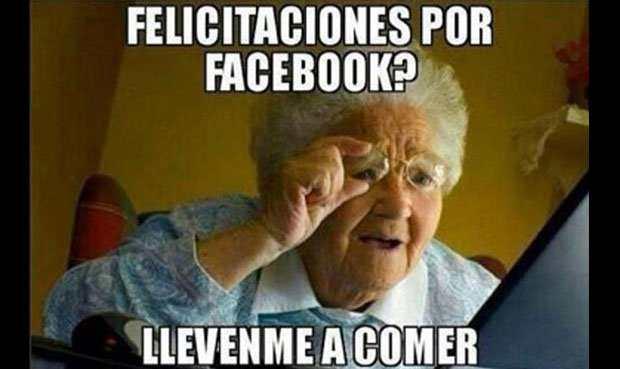 mamá facebook