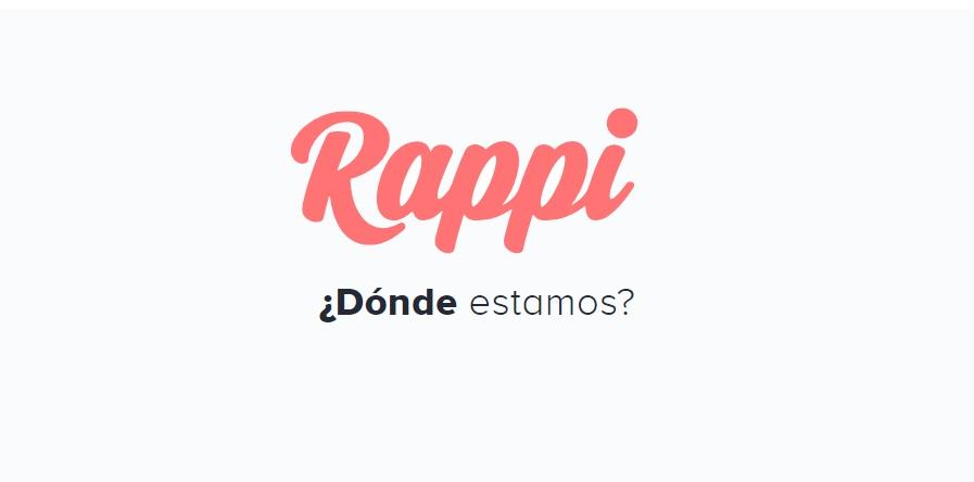 Cobertura de Rappi